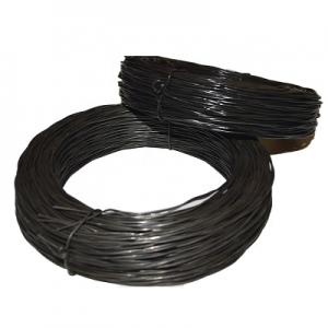 1.24mm black annealed twist wire double wire
